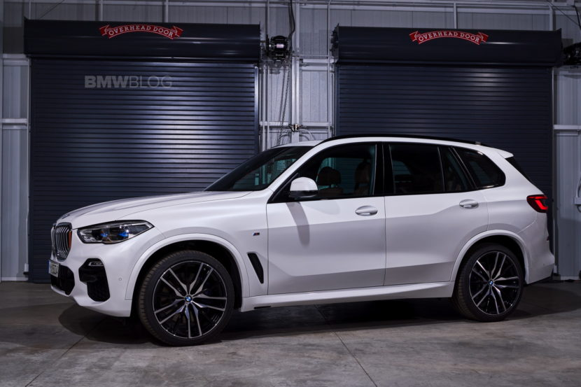 New BMW X5 real life images 03 830x553