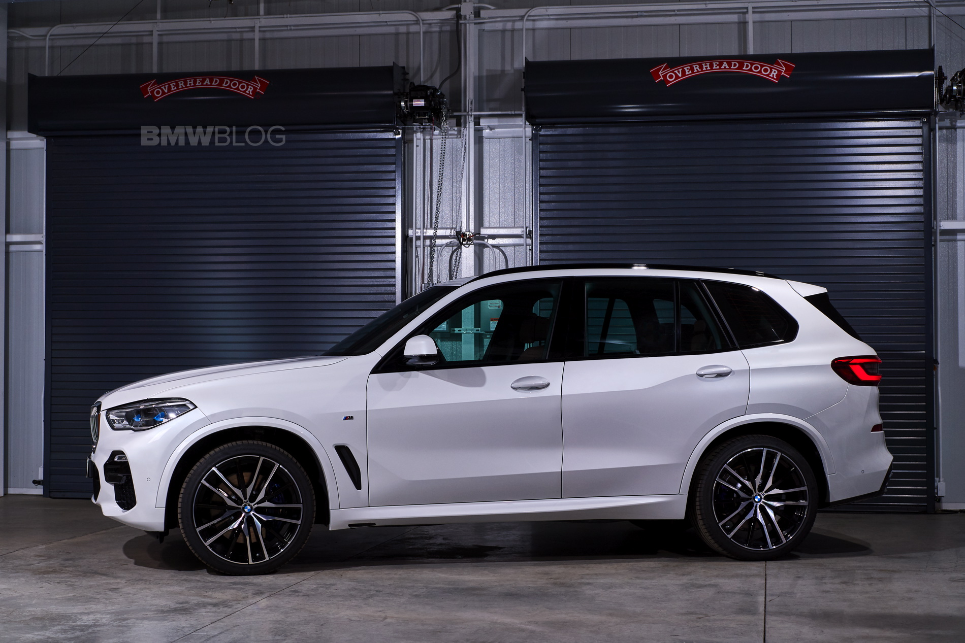 Real Life Photos Of The Bmw G05 X5