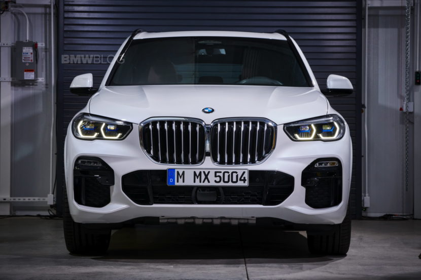 New BMW X5 real life images 06 830x553