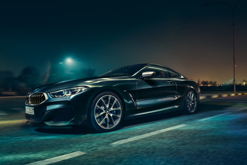 New Wallpapers Of The Bmw 8 Series Coupe