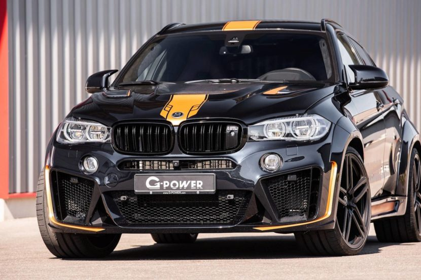 bmw x6 m typhoon by g power 2 830x553