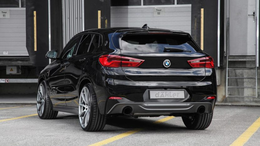 Bmw Of Newton >> Dähler gives the BMW X2 a tuning program