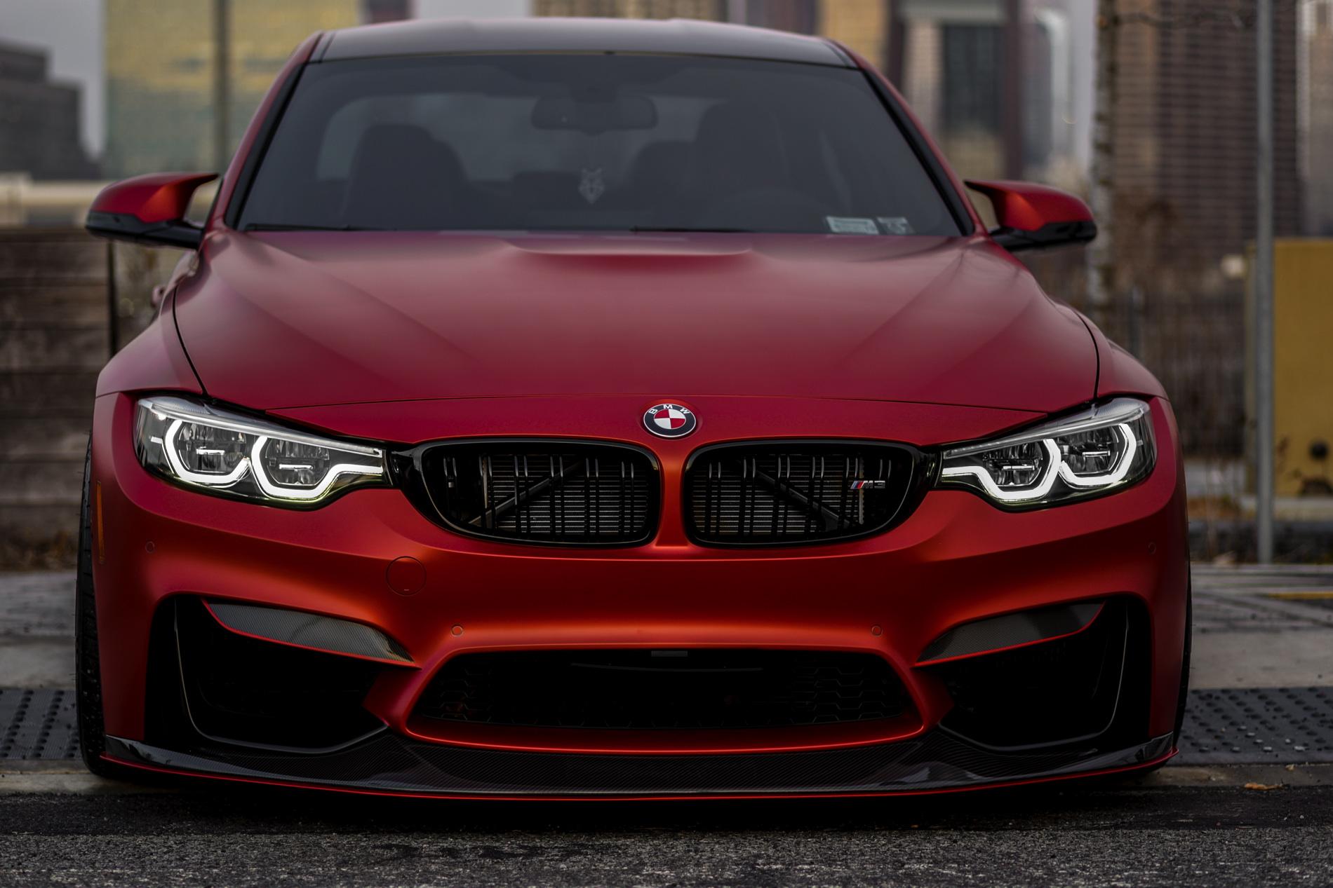 2018 BMW F80 M3 carbon fiber co 01