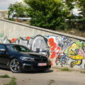 2018 BMW M550d sedan test drive 34 120x120