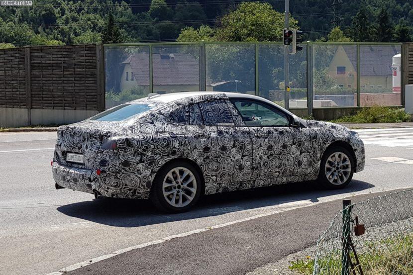 2019 BMW 2er Gran Coupe F44 Erlkoenig Spyshots 04 830x553