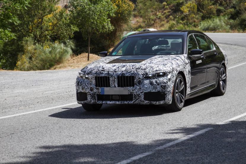 2019 BMW 745e hybrid 03 830x553