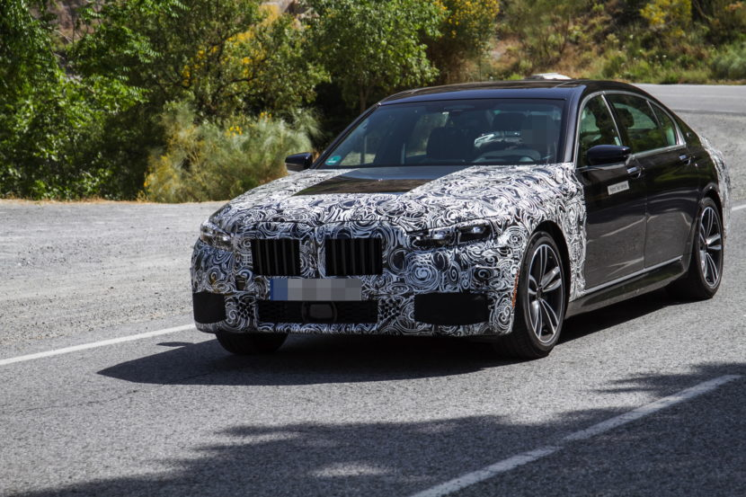 2019 BMW 745e hybrid 04 830x553