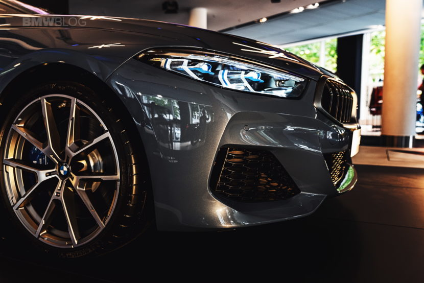 2019 BMW M850i photos 01 830x554