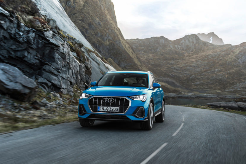 2019 Audi Q3 Is Here To Take On Bmw X1