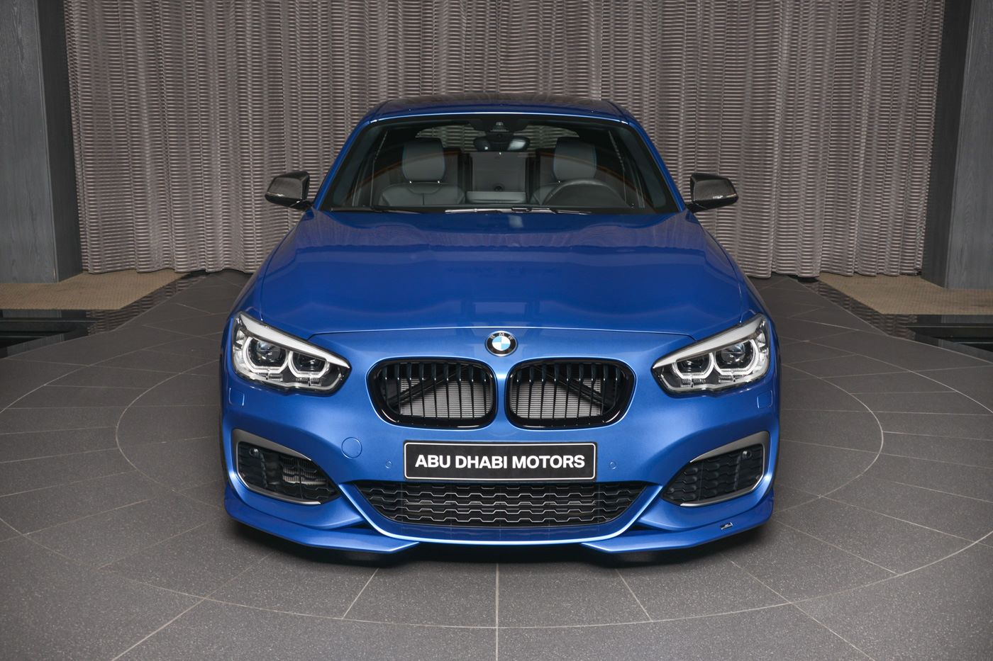 bmw m140i gets serious upgrades before delivery in abu dhabi i new cars. Black Bedroom Furniture Sets. Home Design Ideas