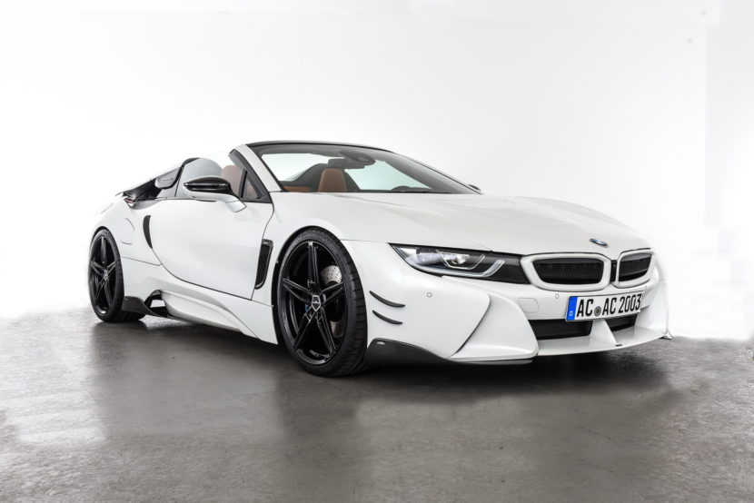 photo gallery ac schnitzer mods bmw i8 roadster with aggressive kit bmw blog howldb. Black Bedroom Furniture Sets. Home Design Ideas