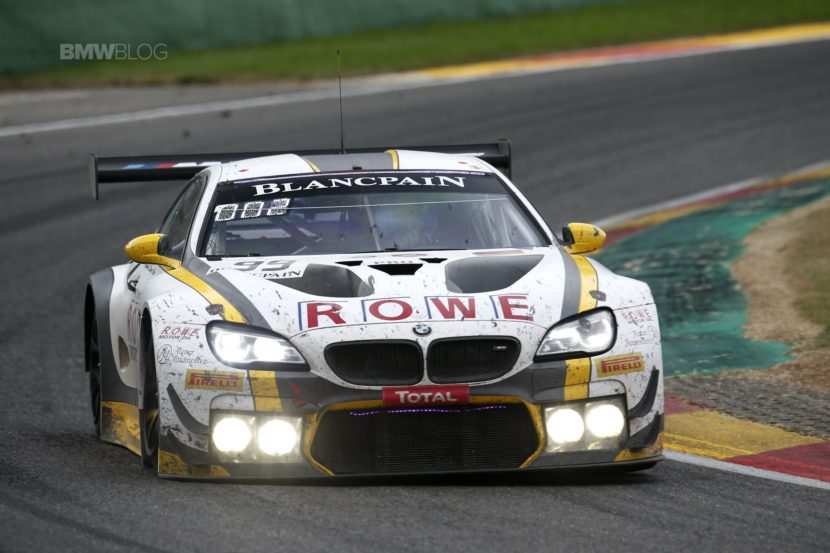 BMW 24 hrs Spa M6 GT37 830x553