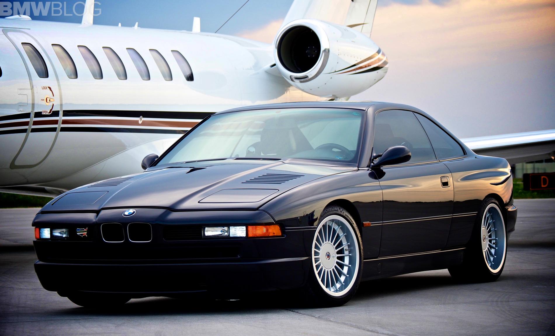 BMW E31 8 Series test drive 2
