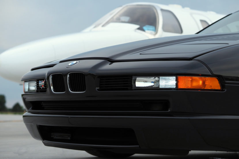 BMW E31 8 Series test drive 3 830x553