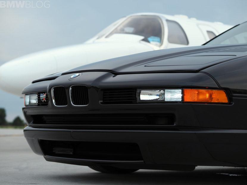 BMW E31 8 Series test drive 3 830x623