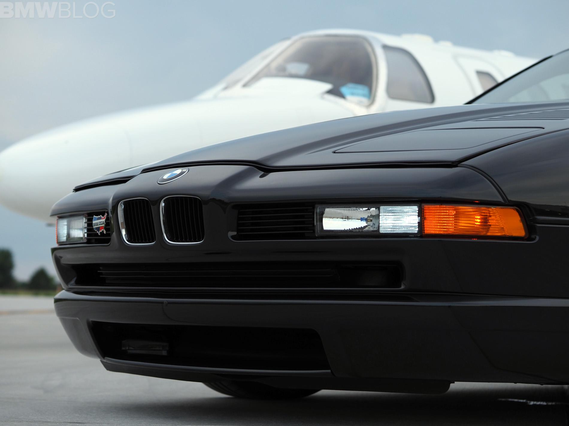 BMW E31 8 Series test drive 3
