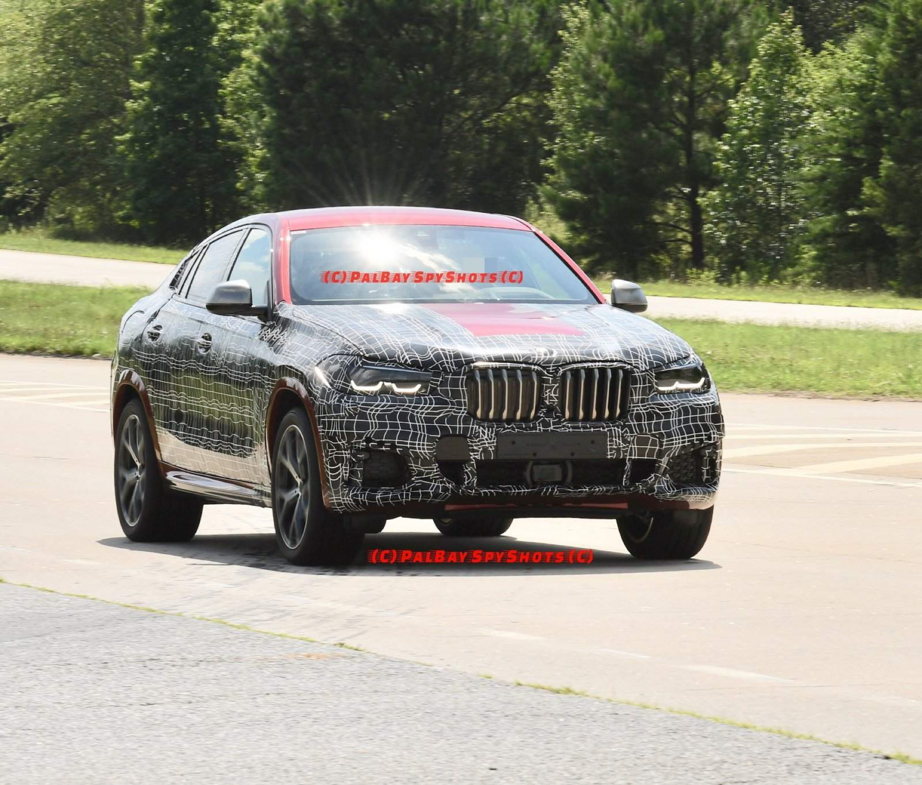 Bmw X12: Does It Get Uglier Than This? Hummer And BMW Have A Baby