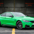BMW Individual Signal Green M4 Competition 01 120x120