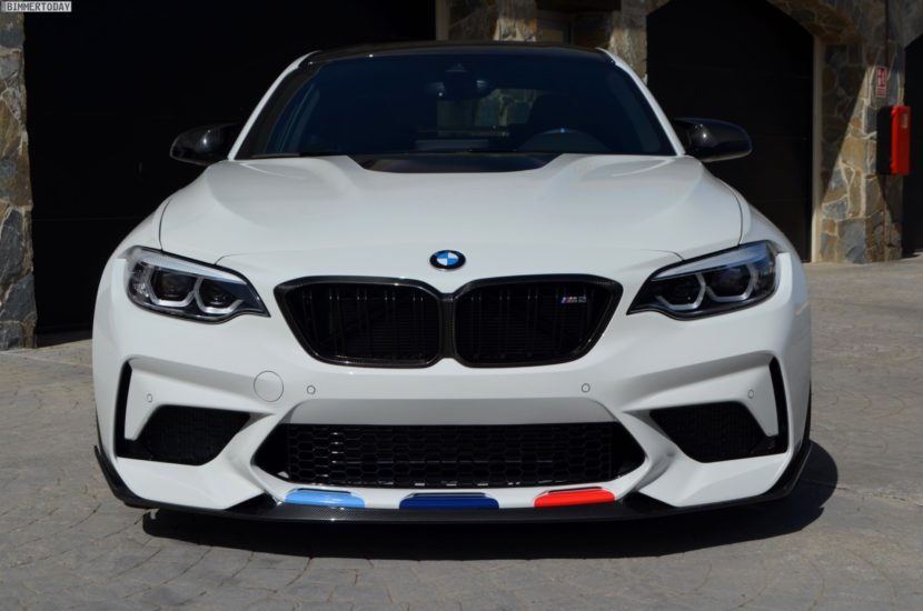 BMW M2 Competition M Performance Carbon Tuning Live Fotos 02 830x550