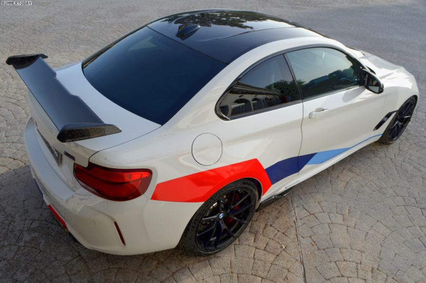 BMW M2 Competition M Performance Carbon Tuning Live Fotos 16 830x553