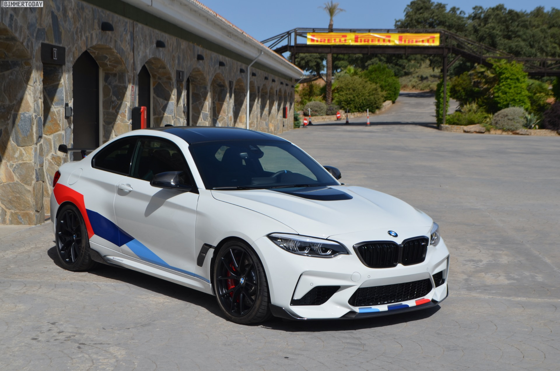 BMW M2 Competition M Performance Carbon Tuning Live Fotos 17