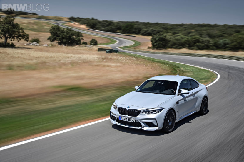 BMW M2 Competition test drive review 101 830x553