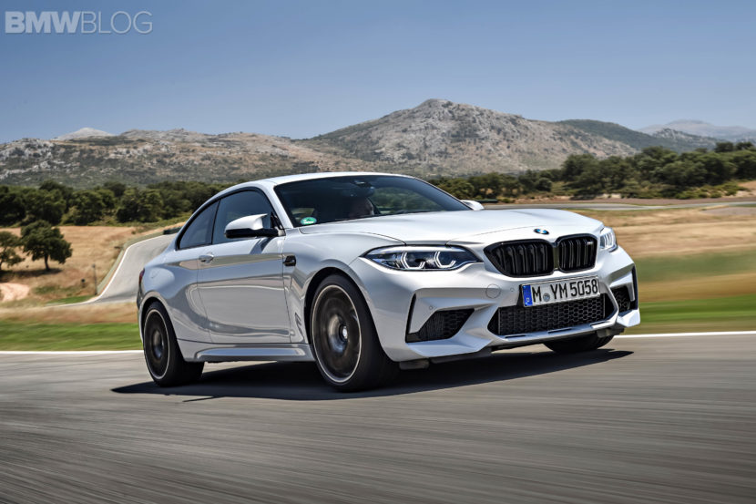 BMW M2 Competition test drive review 103 830x553