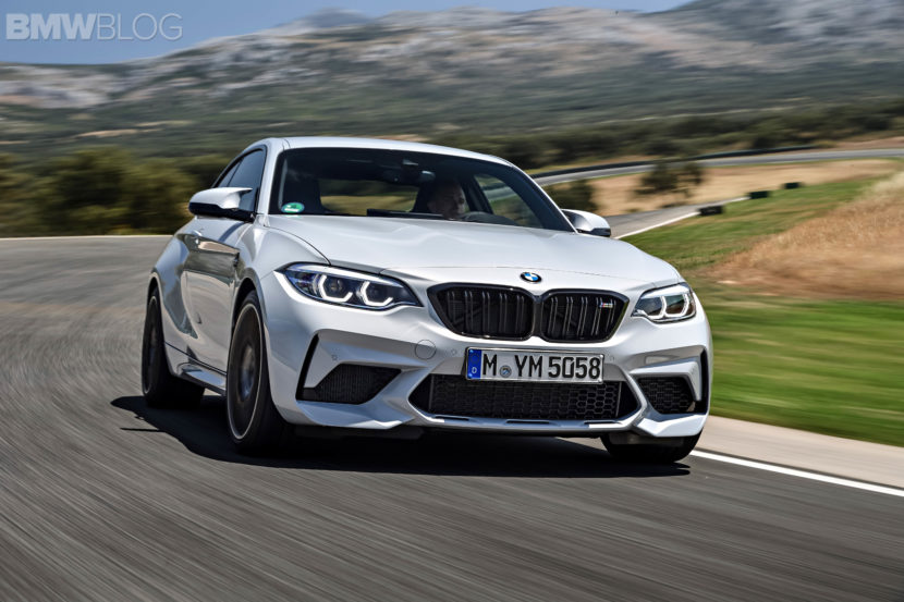 BMW M2 Competition test drive review 108 830x553