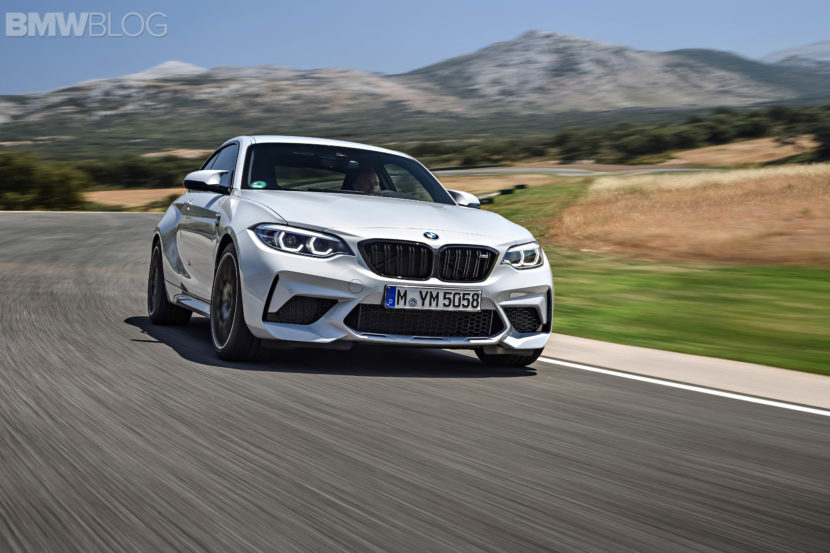 BMW M2 Competition test drive review 110 830x553