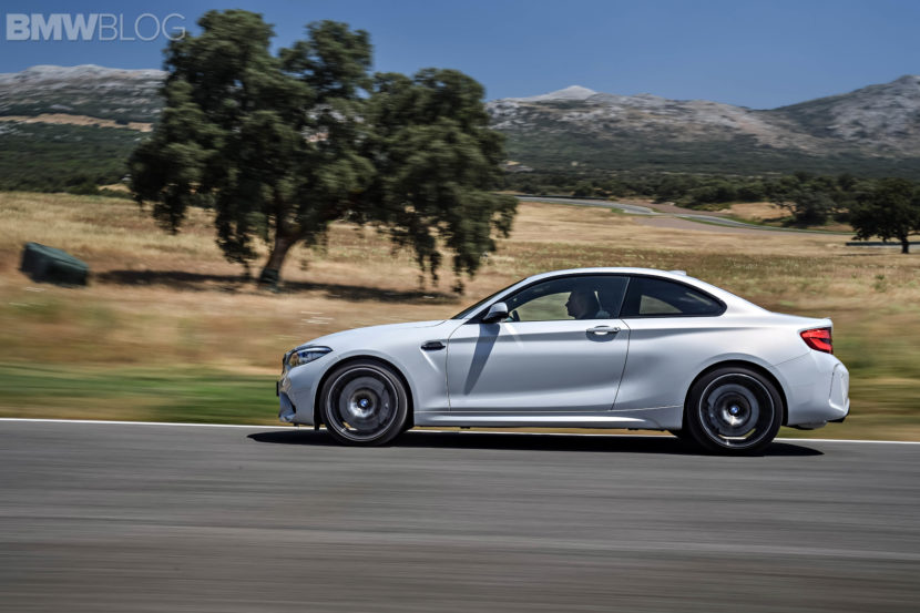 BMW M2 Competition test drive review 111 830x553