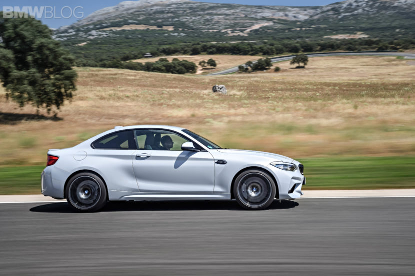 BMW M2 Competition test drive review 114 830x553