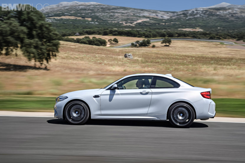 BMW M2 Competition test drive review 115 830x553