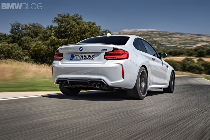 BMW M2 Competition test drive review 117 830x553
