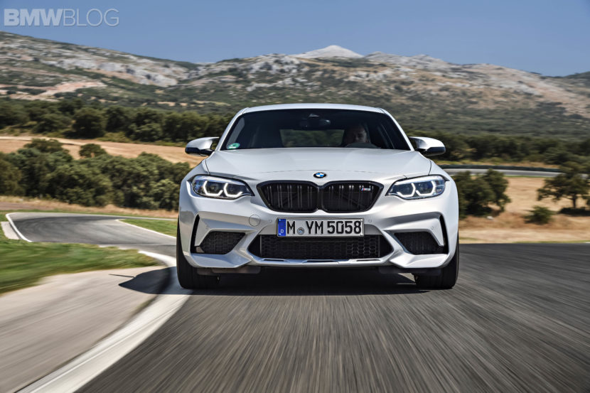 BMW M2 Competition test drive review 120 830x553