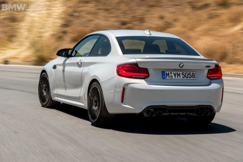 BMW M2 Competition test drive review 17 830x554