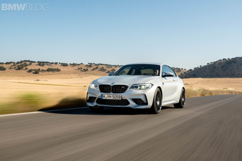 BMW M2 Competition test drive review 27 830x554