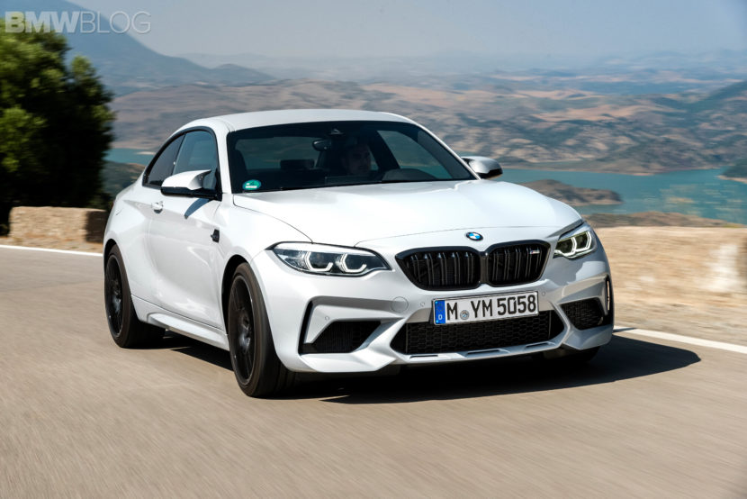 BMW M2 Competition test drive review 49 830x554