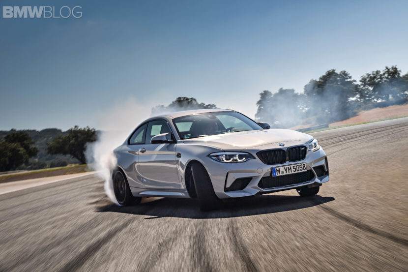 BMW M2 Competition test drive review 58 830x553