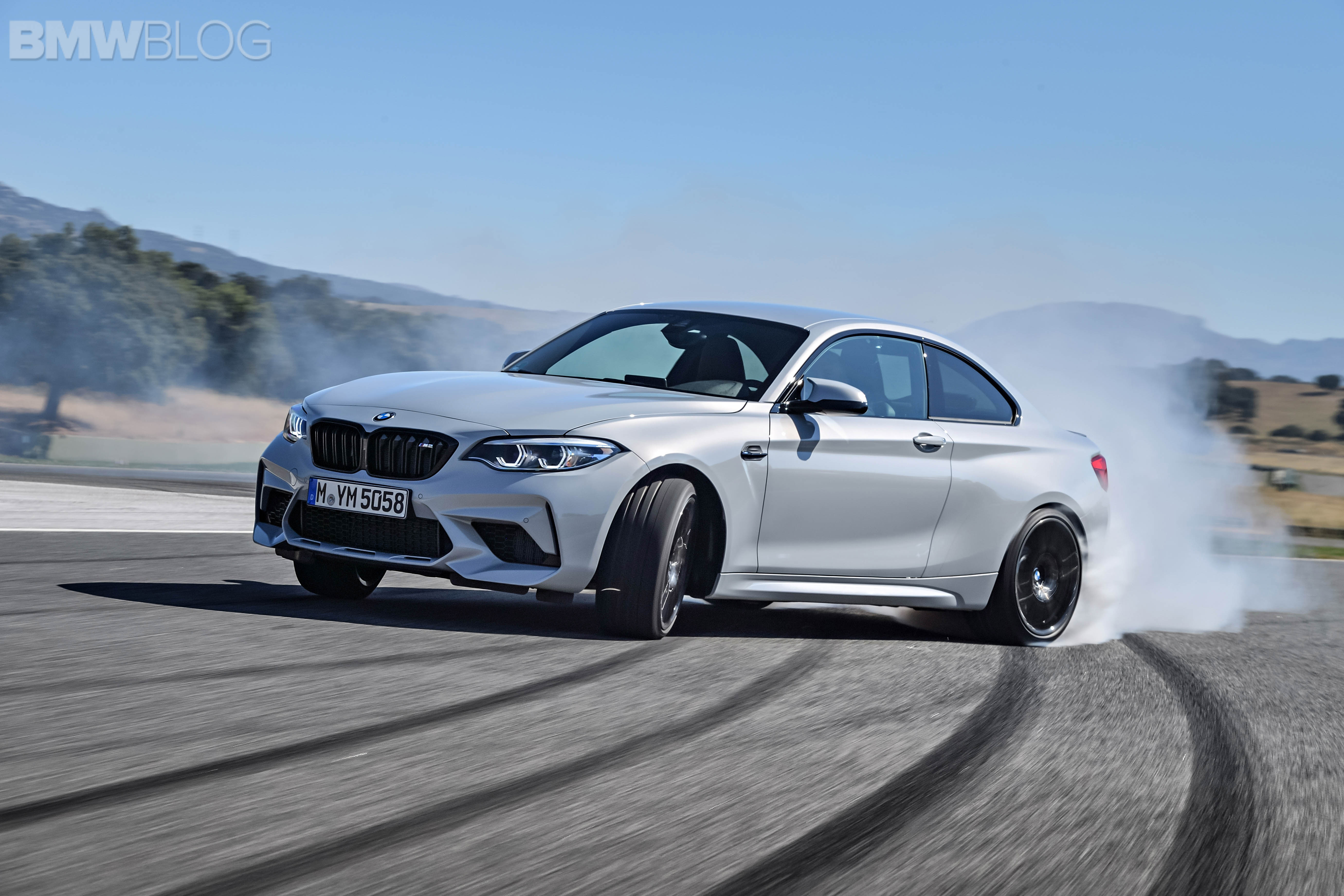 Chris Harris Drives The BMW M2 Competition