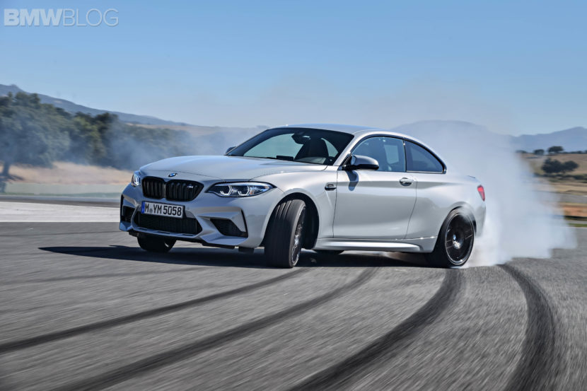 BMW M2 Competition test drive review 63 830x553