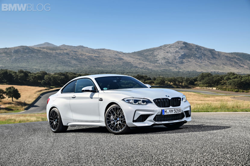 BMW M2 Competition test drive review 64 830x553