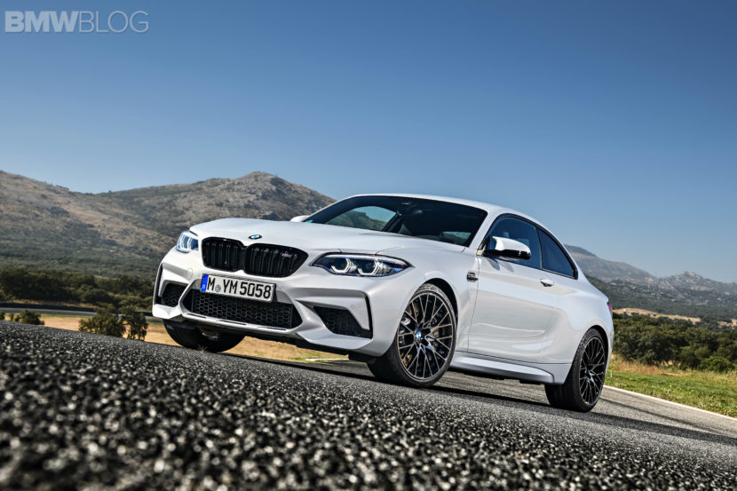 BMW M2 Competition test drive review 68 830x553