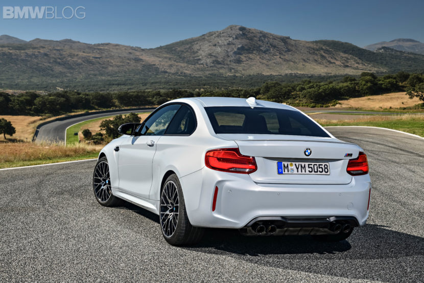 BMW M2 Competition test drive review 72 830x553