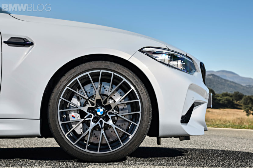 BMW M2 Competition test drive review 76 830x553