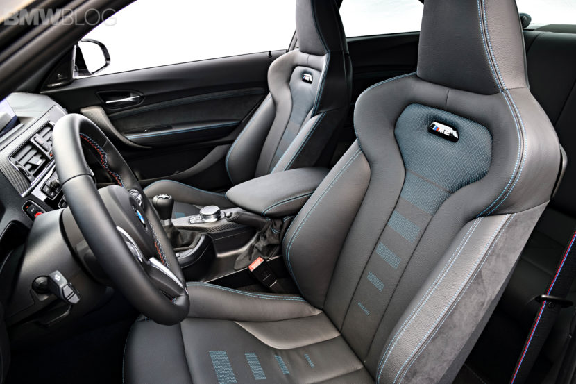 BMW M2 Competition test drive review 91 830x553