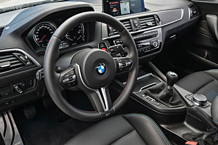BMW M2 Competition test drive review 92 830x553