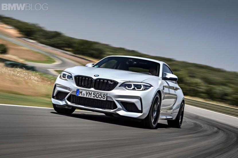 BMW M2 Competition test drive review 96 830x553