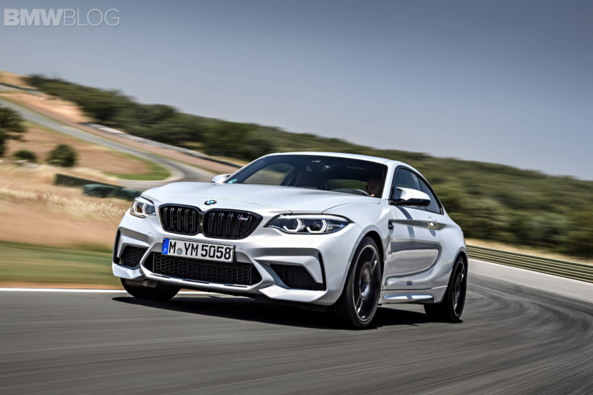 BMW M2 Competition test drive review 97 830x553