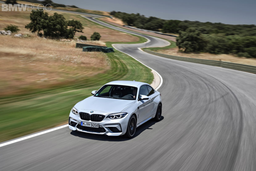 BMW M2 Competition test drive review 99 830x553