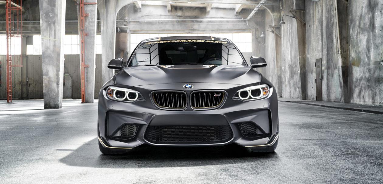 BMW M2 M Performance Parts Concept 1260x608